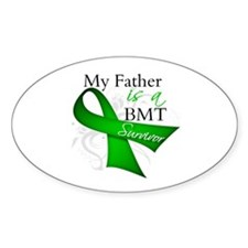 Father BMT Survivor Decal