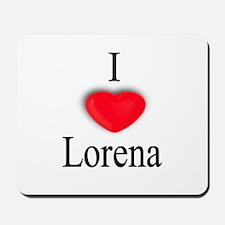 Lorena Mousepad