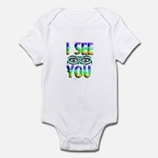 Cute Avatar Infant Bodysuit