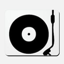 Vinyl Turntable 1 Mousepad