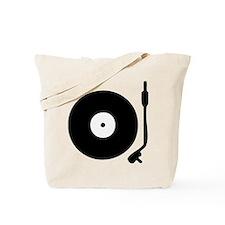 Vinyl Turntable 1 Tote Bag