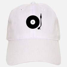Vinyl Turntable 1 Baseball Baseball Cap