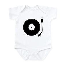 Vinyl Turntable 1 Infant Bodysuit