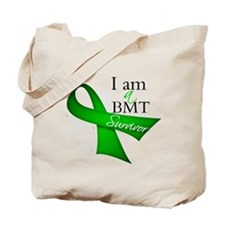 I'm a BMT Survivor Tote Bag