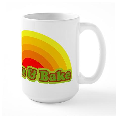 Wake & Bake Large Mug
