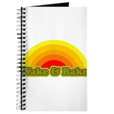 Wake & Bake Journal