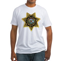 Metro Transit Police Fitted T-Shirt