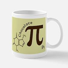 Pi Day, Chocolate Pi Mug