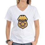 EPA Special Agent Women's V-Neck T-Shirt