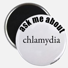ask me about chlamydia Magnet