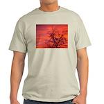 FireSky2 Ash Grey T-Shirt