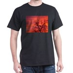 FireSky2 Black T-Shirt