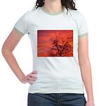 FireSky2 Jr. Ringer T-Shirt