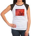 FireSky2 Women's Cap Sleeve T-Shirt