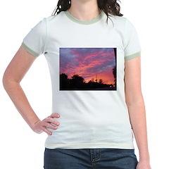 FireSky 3 Jr. Ringer T-Shirt