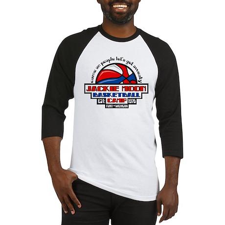 Jackie Moon Basketball Camp Baseball Jersey