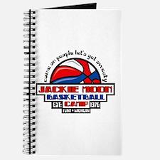Jackie Moon Basketball Camp Journal
