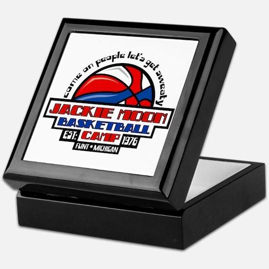Jackie Moon Basketball Camp Keepsake Box