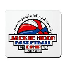 Jackie Moon Basketball Camp Mousepad