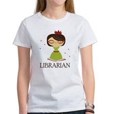 So Cute Librarian Tee