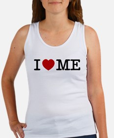 I LOVE ME By RIFFRAFFTEES.COM Women's Tank Top