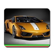 Lamborghini Gallardo Mousepad