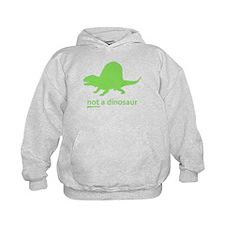 Not A Dinosaur - Dimetrodon Hoodie