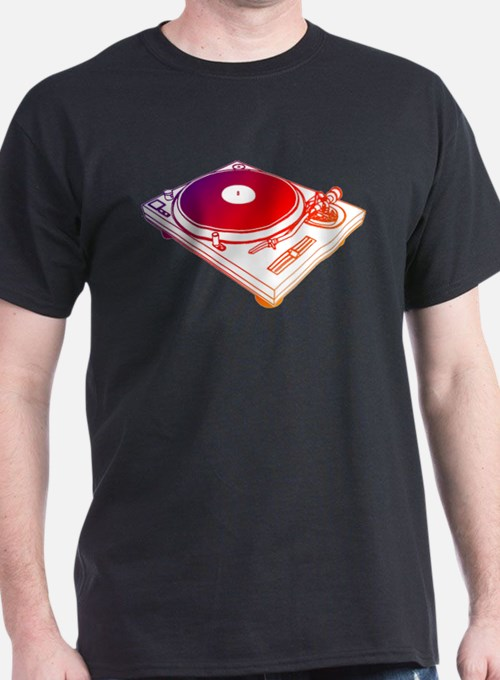 Vinyl Turntable 5 T-Shirt