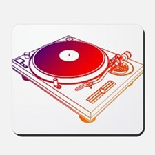 Vinyl Turntable 5 Mousepad
