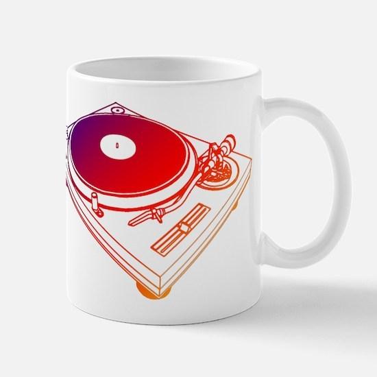 Vinyl Turntable 5 Mug