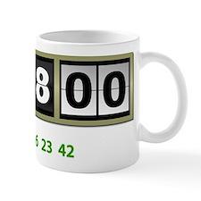 Lost Numbers 108 Minutes Mug