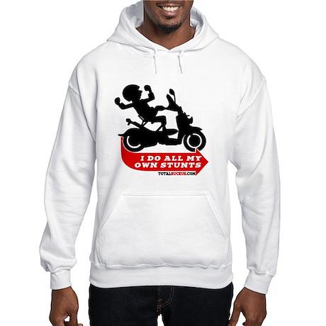 Official Logo Hooded Sweatshirt