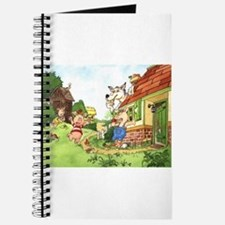 The Pigs and the Wolf Journal