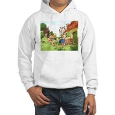 The Pigs and the Wolf Hoodie