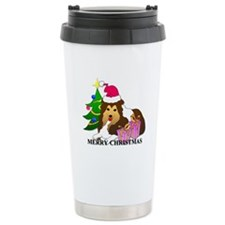 Shetland Sheepdog Travel Mug