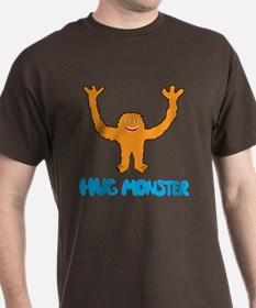 Hug Monster (orange) T-Shirt