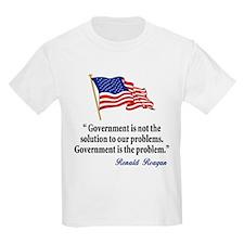 Tea party Revolt T-Shirt