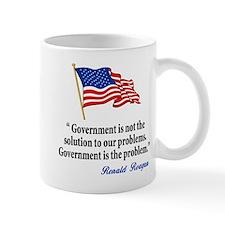 Tea party Revolt Mug