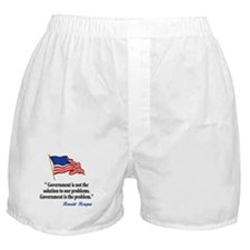 Tea party Revolt Boxer Shorts