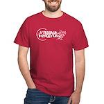 Myrk ateisma i Foroyum t-shirt -menn