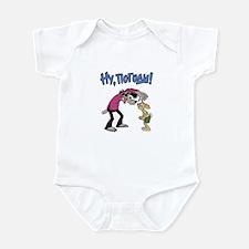 Nu Pogodi! Infant Bodysuit Onesie