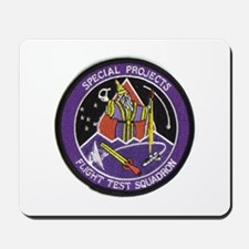Special Projects Flight Test Mousepad