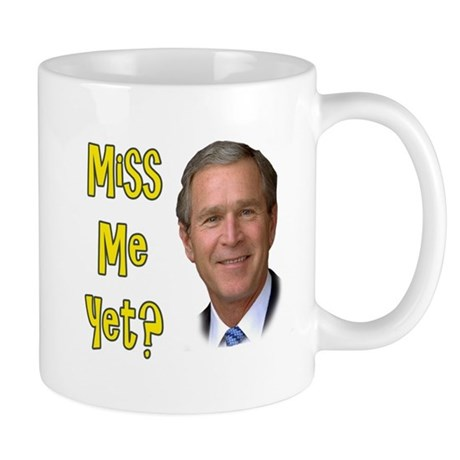 Bush, Miss Me Yet Mug
