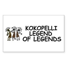 KOKOPELLI Decal