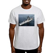 USS Missouri BB 63 Ships Image T-Shirt