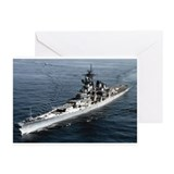 Battleship Greeting Cards (10 Pack)