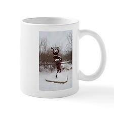 Cute Snow sculpture Mug