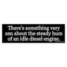 Diesel Zen (sticker)