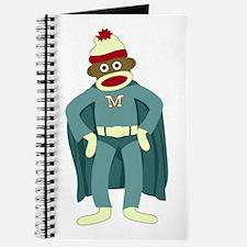 Sock Monkey Superhero Journal