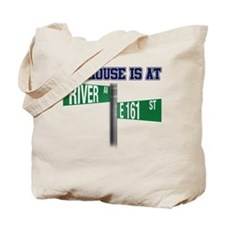 161st and River Tote Bag